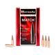 Hornady 22 Cal (.224) 68 gr Match BTHP Bullets, 100 Count - 2278