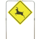 Do-All Impact Seal Deer Crossing Hanging Target - ISD01
