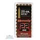 Hornady 22 WMR 25gr NTX Rimfire Varmint Express Ammunition 50rds - 83201