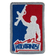 ORCA Industries - Wolverines Major League Patch - Full Color oi-patch-wolverines-color