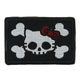 ORCA Industries Kitty Pirate Flag - Black oi-patch-kittypir8-blk