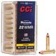 CCI .22 Winchester Magnum Rimfire 30gr V-Max Ammunition, 50 Round Box ‒ 0073