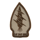 ORCA Industries CatShitOne Unit Patch oi-patch-cs1-tan