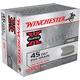 Winchester 45 Colt 255gr LRN Super-X Ammunition 20rds - X45CP2