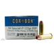 Cor-Bon 38 Special+P 125gr JHP Ammunition 20rds - SD38125/20