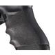 Hogue Handall Universal Slip-On Grip Sleeve Black Rubber 17000