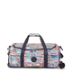 Discover Small Printed Wheeled Duffel Bag