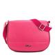 Louna Faux Leather Saddle Bag