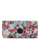 New Teddi Printed Snap Wallet