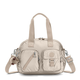 Defea Metallic Handbag