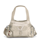 Felix Large Metallic Handbag