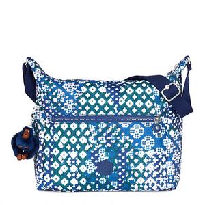 NWT Kipling Alenya Shoulder Crossbody Bag Seaside Blue