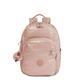 Seoul Go Small Metallic Backpack