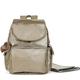 Zax Metallic Backpack Diaper Bag