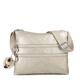 Alvar Metallic Crossbody Bag