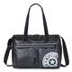 Stefany Metallic Gym Tote Bag