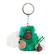 Varsity Monkey Keychain