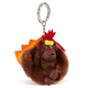 Thanksgiving Monkey Keychain