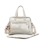 Alanna Metallic Diaper Bag