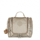 Connie Metallic Hanging Tolietry Bag