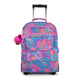 Sanaa Large Printed Rolling Backpack