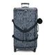 Cyrah Large Printed Rolling Luggage