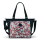 New Shopper Small Printed Handbag