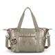 Art Metallic handbag