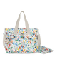 Miri Printed Diaper Bag