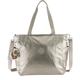 Lindsey Metallic Tote Bag