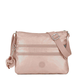 Alvar Metallic Crossbody Bag