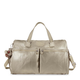 Itska Metallic Duffel Bag