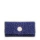 New Teddi Printed Snap Wallet