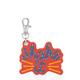 Shake It Monkey Keychain Charm
