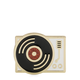 Disc Player Pin