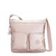 Eirene Metallic Crossbody Bag