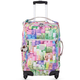 Darcey Small Printed Rolling Luggage