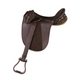 Kimberley Synthetic Australian Saddle Brown 19in W
