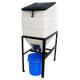 High Country Plastics 270 lb Capacity Feed Bin