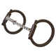 Weaver Stacy Westfall Twisted Snaffle D-Ring Bit