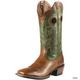 Ariat Mens Wildstock Boots 12EE Red