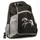 Linear Horse Backpack