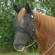 Cashel Quiet Ride Extended Nose Fly Mask w/Ears Wa