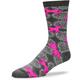 Damask Horse Ladies Socks