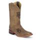 Nocona Mens College Boots Baylor University 15EE