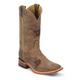 Nocona Mens College Boots Kansas University 11EE