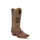 Nocona Ladies College Boots Mississippi State 12