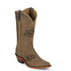 Nocona Ladies College Boots Oklahoma State 12