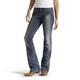 Ariat Ladies Turquoise Goldenrod Jeans 32 Regular