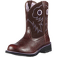 Ariat Ladies Fatbaby Sheila Boots 11 Brown